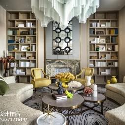 国际化现代风格客厅设计