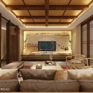 中信南昌西海别墅VA129中式风格_2646175
