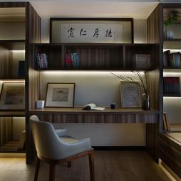 装修小书房效果图
