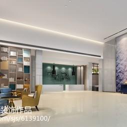 郑州宜尚商务酒店深化设计_2649622