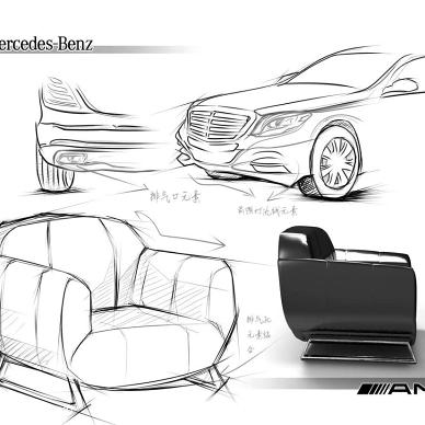 北京戴姆勒集团委托奔驰亚洲区座椅设计_2651941