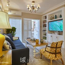 浪漫法式客厅