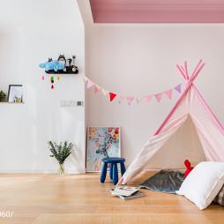 北欧儿童房装修图