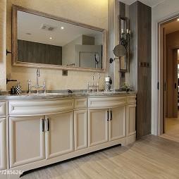 别墅卫浴柜装修
