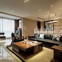 现代风格客厅家具
