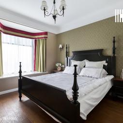 低奢美式卧室