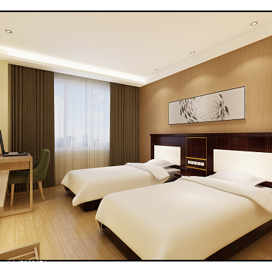 宝鸡东冠酒店设计_2657523
