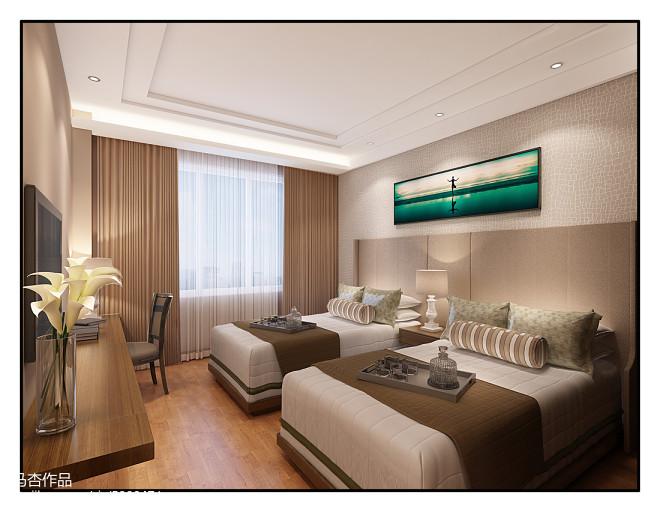 宝鸡东冠酒店设计_2657526