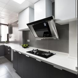北欧二居室厨房设计