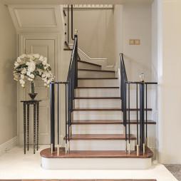 样板房楼梯装修