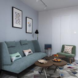 小戶型客廳沙發組合