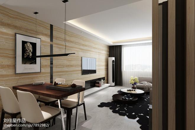 阳光国际3居室,现代简约_26697