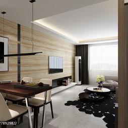 阳光国际3居室,现代简约_2669705