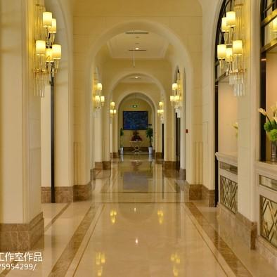 艺恒规划 鹭湖宫销售中心设计装修