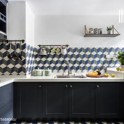 美式厨房花砖