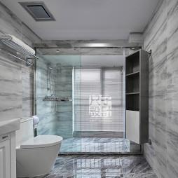 典雅新中式卫浴设计