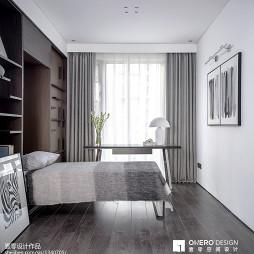 现代智能卧室床