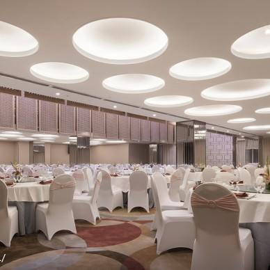 苏州建屋国际酒店宴会厅