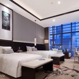 建屋国际酒店卧室装修