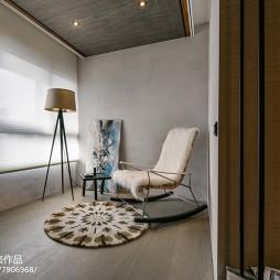 现代风格家庭书房设计