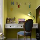 家里有小孩的话 用哪种油漆比较好