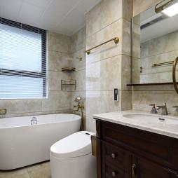 简约美式卫浴