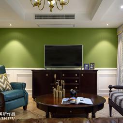 家装客厅电视柜