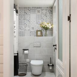 美式田园卫浴设计
