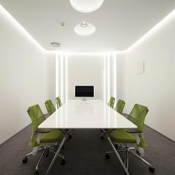 博炜曼办公空间会议室