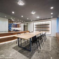 ELLE办公空间会议室