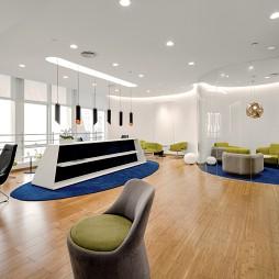 办公空间室内筒灯设计