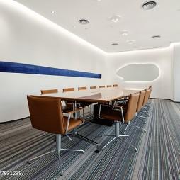 办公空间会议室
