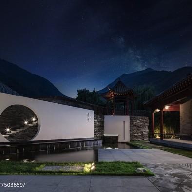 是谁改造了1.4亿的老宅——北京香山默玉格格府私宅设计_2681789