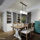 三居室餐厅吊灯
