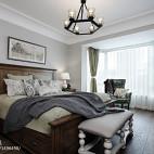 美式卧室软装