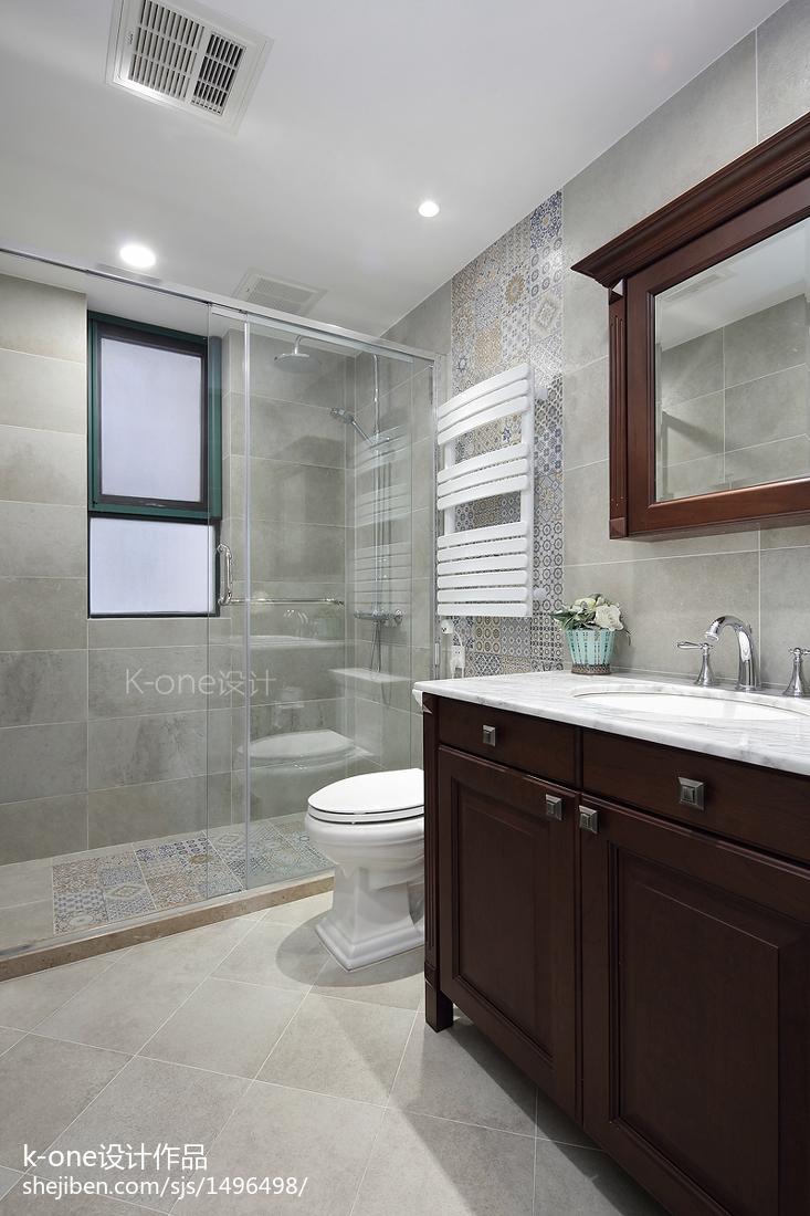 小型卫浴设计