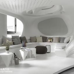 豪宅创意客厅设计