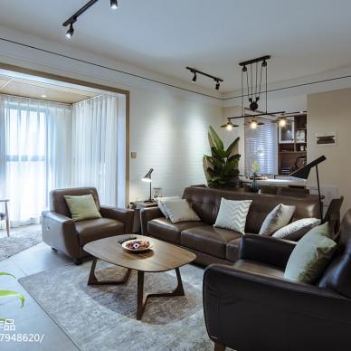 最新客厅皮质沙发
