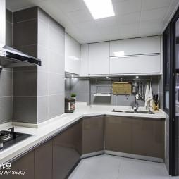 厨房橱柜搭配