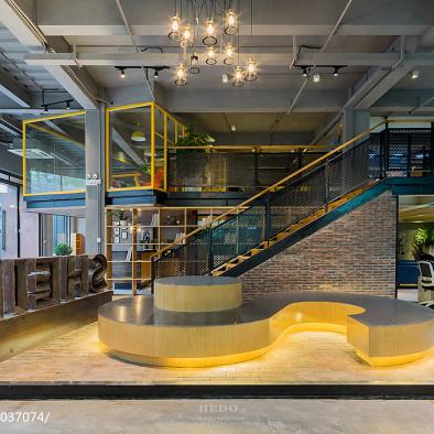 工業風辦公空間設計