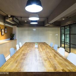办公空间会议室图片