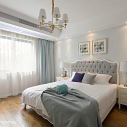 优雅法式卧室装修
