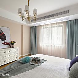 法式卧室空调设计