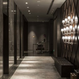 金鹰精品酒店过道设计