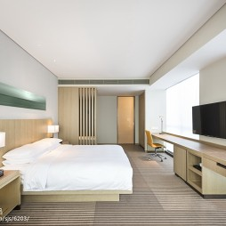 凯悦嘉轩酒店客房装修
