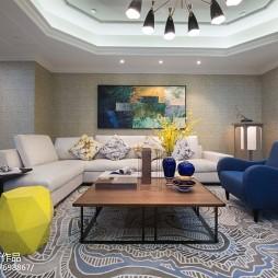家庭客厅地毯