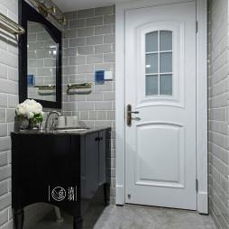 衛浴黑色浴柜