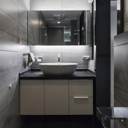 简洁卫浴柜设计