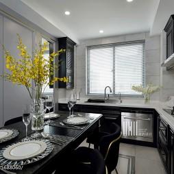 轻奢现代厨房设计