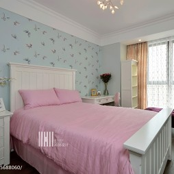 温馨女生卧房